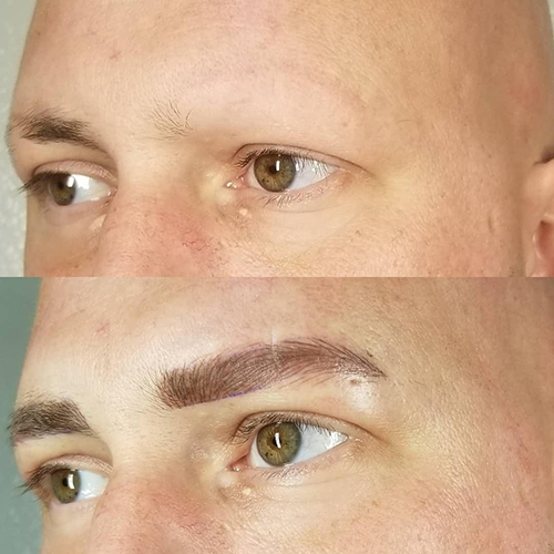 Microblading - Yesdarling